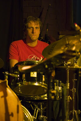Drums & Percussion - Markus Mattern