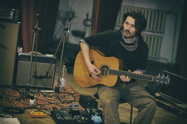 Unterricht für Akustikgitarre und Konzertgitarre