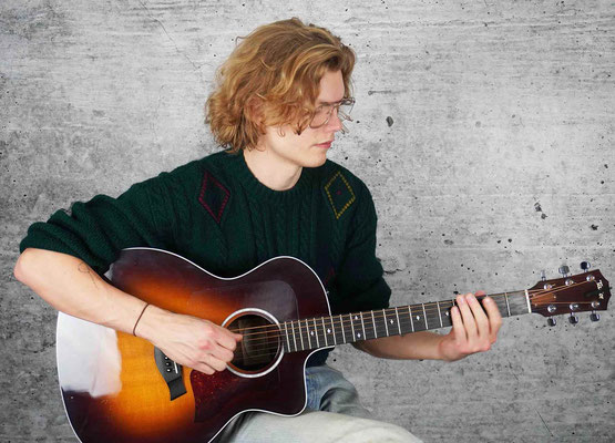 Gitarrenlehrer Dominik Meyer