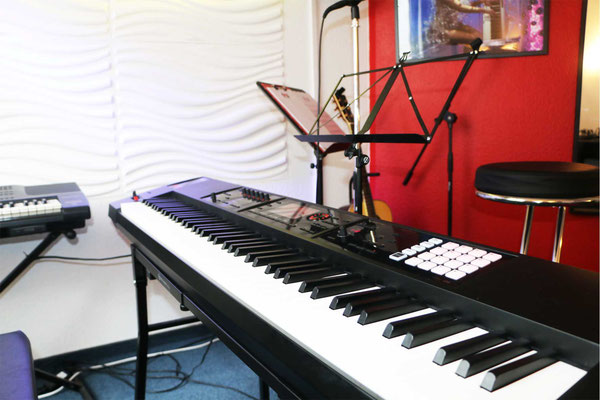 Modernes E-Piano