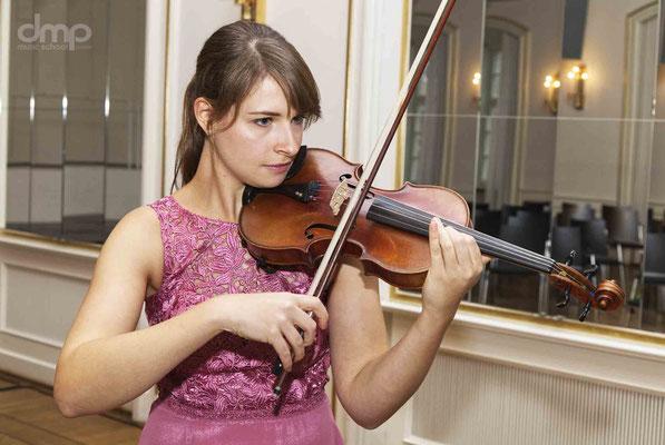 Veronika Böhm Lehrerin für Geige / Violine
