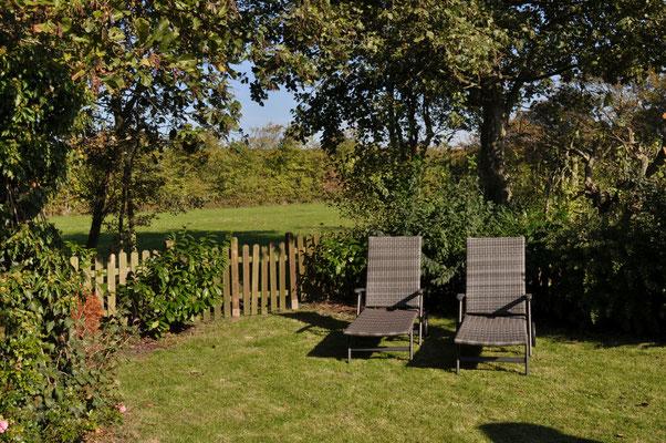 Garten, Vor dem Anker 35b