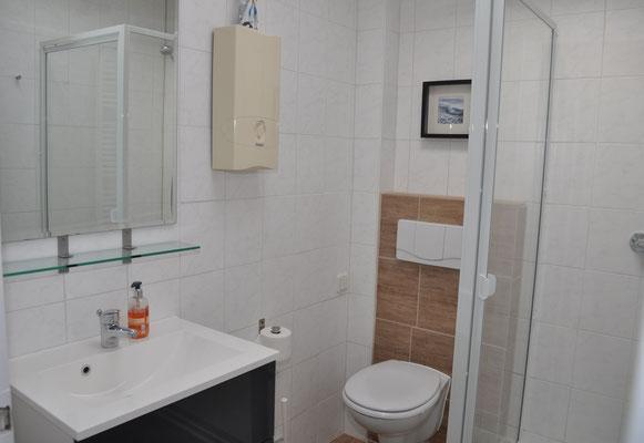 Badezimmer, Fischerweg 8