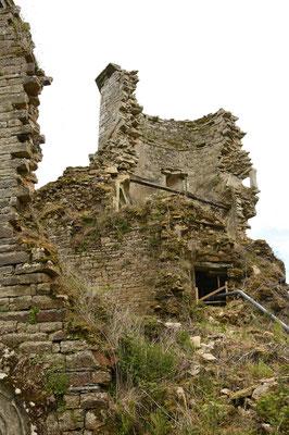 La tour de l'escalier à vis