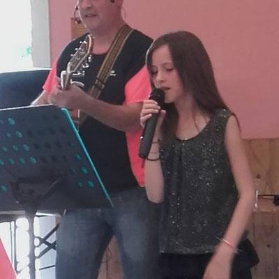 Juin en chanson avec Lilli et son papa