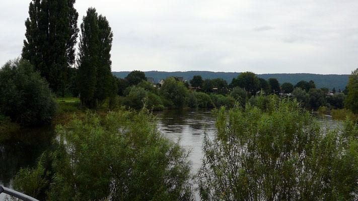Die Weser und die Werre