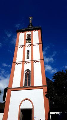 Nikolaikirche mit Krönchen