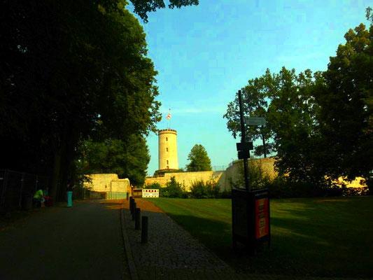 Die Sparrenburg