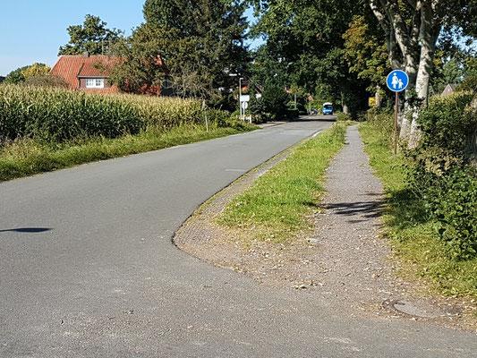 Zwischen Oldenburg und Bad Zwischenahn