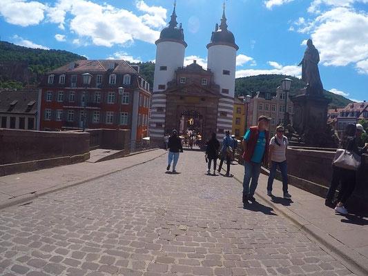 Fast in Heidelberg