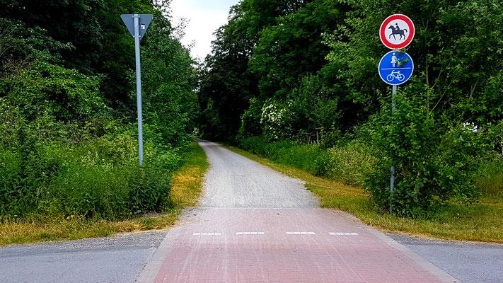 """Bahntrasse """"Haltern-Wesel"""""""