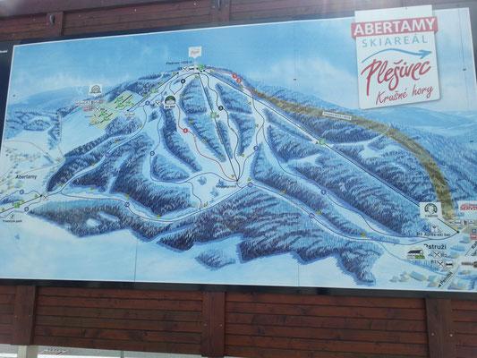 Skiort Abertamy