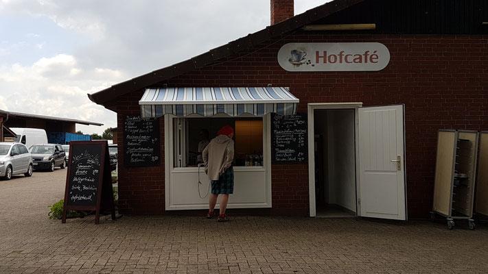 Hofcafe in Hüde bei Diepholz