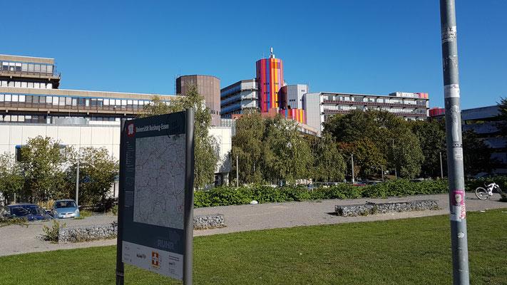 Uni in Essen