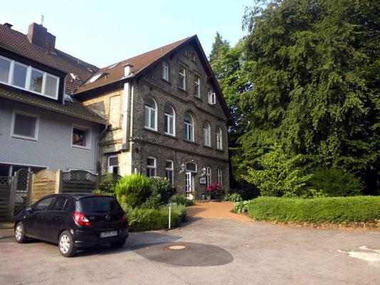 """Waldhotel """"Brand´s Busch"""" oberhalb von Bielefeld"""