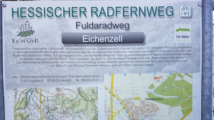 In Eichenzell