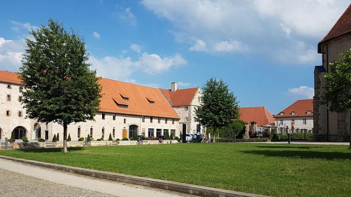 Klosters Haydau bei Morschen