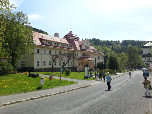 Jáchymov (St. Joachimsthal)