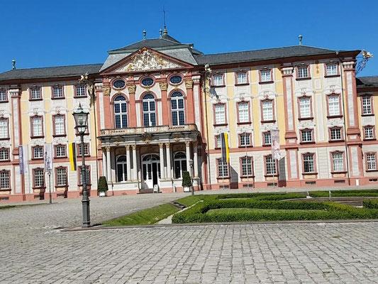 Das Schloss (Bruchsal)
