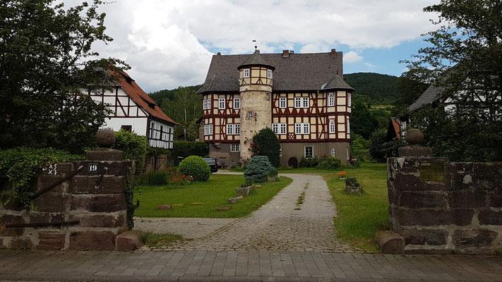 In Nähe von Witzenhausen