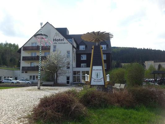 Hotel Alte Schleiferei - Erlabrunn