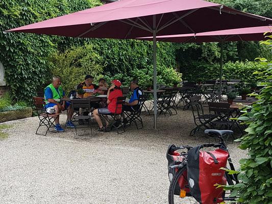 "Cafe Baerlaghof - im NSG ""De Leucht"""