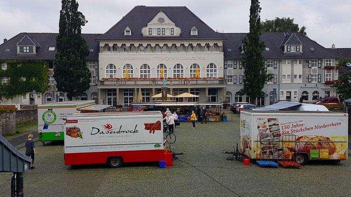 """Margarethenhöhe """"Kleiner Markt"""""""