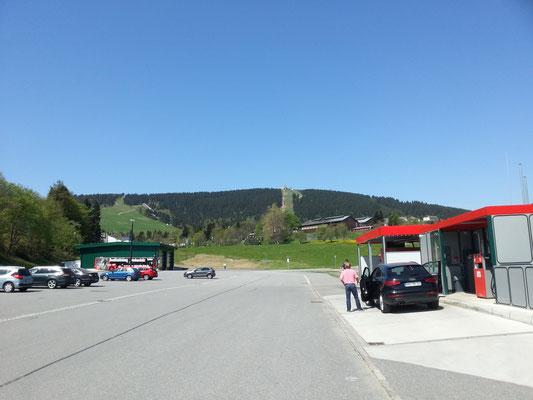 Fichtelberg - 2 Tage später in schön!
