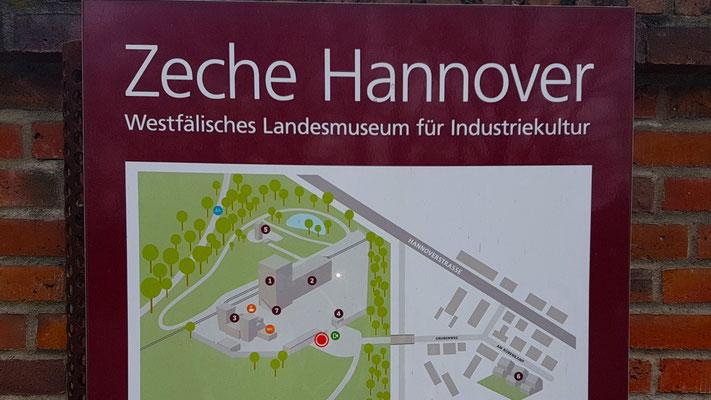 """Zeche """"Hannover"""""""
