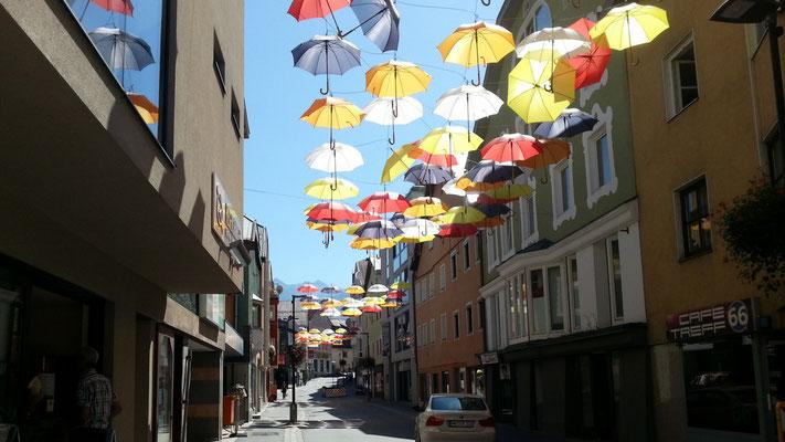 Wie Regenschirme (Tarrenz)