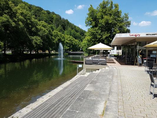 Kurpark von Nagold