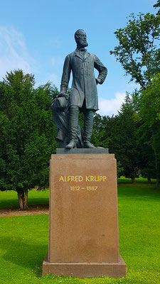 "Statur ""Alfred Krupp"""