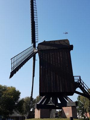 Bockwindmühle (Papenburg) die letzte ihrer Art