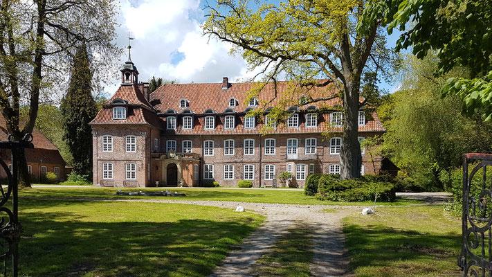 """Das Herrenhaus vom Gut """"Testorf"""""""