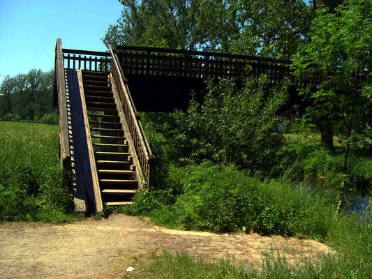 Diemelbrücke bei Wrexen