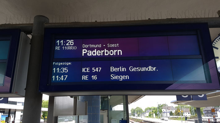 Bahnhof Bochum