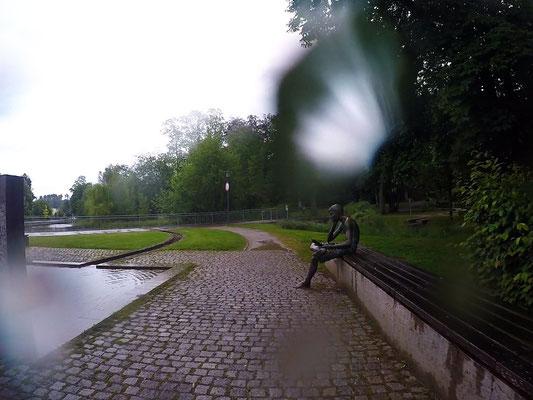 An der Neckarquelle
