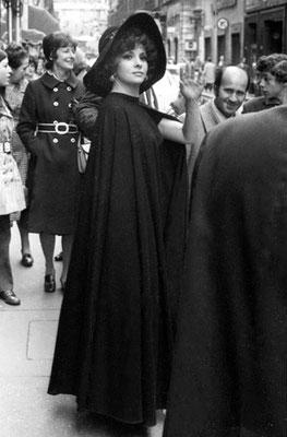 Roma, Marzo 1971 - Gina Lollobrigida