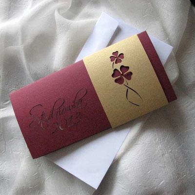 Violett Art, Einladung ZS77