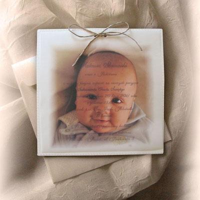 Einladung mit Foto zur Taufe 1440, Preis 3,30 EUR