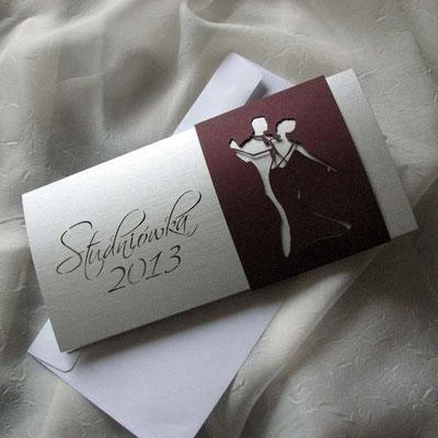 Violett Art, ABIball Einladung ZS73