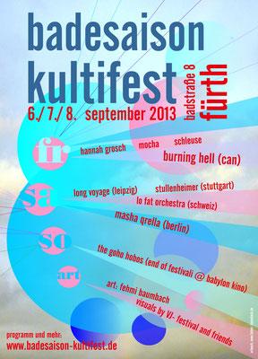 kultifest, fürth 2013