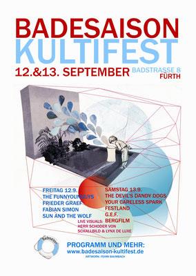 kultifest, fürth, 2015