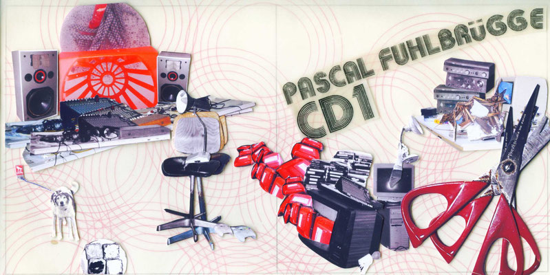 pascal fuhlbrügge, cd cover, 2011