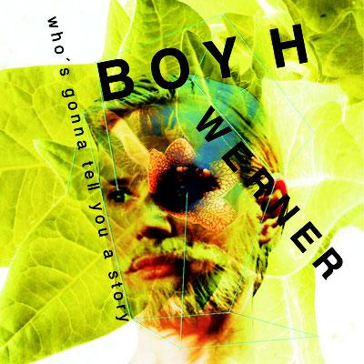 boy h. werner, plattencover, 2020