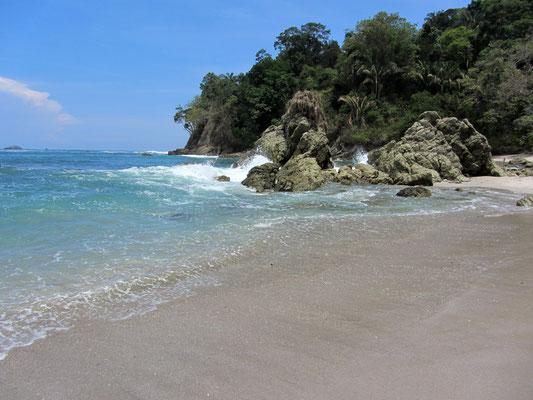 Der Strand von Manuel Antonio