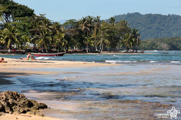 Strand von Puerto Viejo (auf der Rundreise November/Dezember 2016)