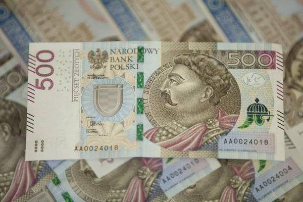 Dinero polaco