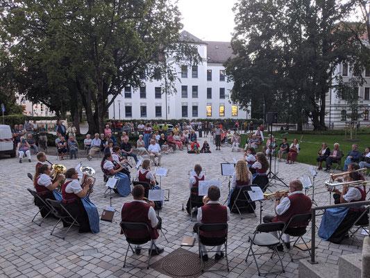 Standkonzert Stadtpark - Kleine Besetzung