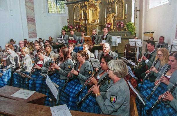 Hochzeit in Mussenhausen